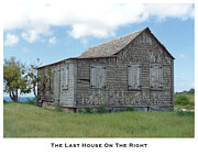 Andrew Wyeth Photo Posters - The Last House on the Right Poster by Lorenzo Laiken