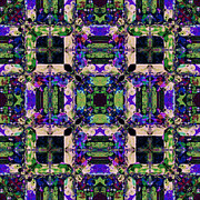 The Last Supper Abstract 20130130m128 Print by Wingsdomain Art and Photography