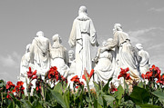 Jesus Christ Last Supper Photos - The Last Supper Milwaukee Wisconsin 2006 by John Hanou