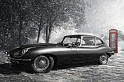 Joachim G Pinkawa - the legendary E-Type