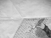Concept Drawings - The Letter by Thommy McCorkle