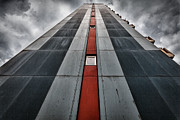 High Rise Framed Prints - The Leviathan Framed Print by John Farnan