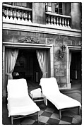 Chaise-lounge Prints - The Life Print by John Rizzuto