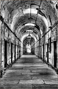 Prisons Photos - The Light at the End  by JC Findley