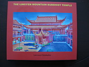 Lawrence Christopher Acrylic Prints - The Lingyen Mountain Buddhist Temple Acrylic Print by Lawrence Christopher