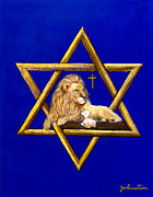 Redeemer Originals - The Lion of Judah #7 by Nadine and Bob Johnston