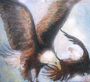 Cosmic Space Originals - The Listening Eagles by Shoshana Donaya
