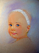 Heroes Paintings - The Littlest Hero- #3 by Joan Butler Gore