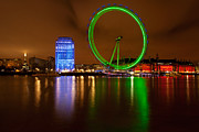 Pete Reynolds - The London Eye In RGB