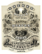 Amen Posters - The Lords Prayer - 1876 Poster by Daniel Hagerman