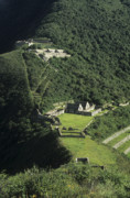 Archaeological Photos - The Lost City of Choquequirao by James Brunker
