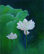 Gloria Dietz-Kiebron - The Lotus