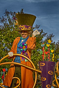 Mad Hatter Photo Posters - The Mad Hatter Poster by Linda Tiepelman