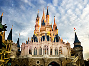 Orlando Magic Photos - The Magic Kingdom by Greg Fortier