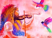 Ismael Paint - The magic of music