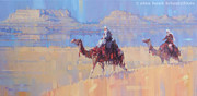 Alex Hook Krioutchkov Art - The magic of Siwa by Alex Hook Krioutchkov