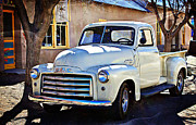 Hillsboro Prints - The Magic of the 1949 GMC 100 Print by Barbara Chichester