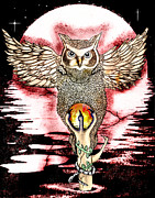 Gerald Griffin - The Magical Owl