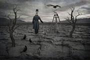 The Magician Print by Juli Scalzi