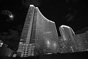 Jamie Pham - The magnificent Aria Resort and Casino at CityCenter in Las Vegas