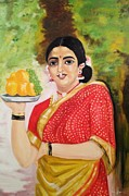 Brindha Naveen - The Maharashtrian Lady