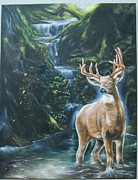 Andrick Jean - The Majestic Deer