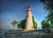 Pamela Baker - The Marblehead Lighthouse