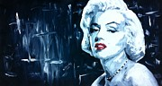 Wade Edwards Art - The Marilyn # 2 by Wade Edwards