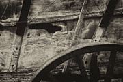 Conestoga Wagon Photos - The marks of age by Paul W Faust -  Impressions of Light
