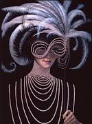 Jane Whiting Chrzanoska - The Mask