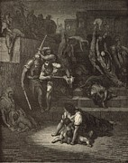 The Massacre Of The Innocents Print by Antique Engravings