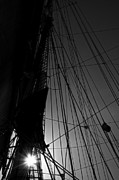 Ahoy Framed Prints - The Mast 2 Framed Print by Craig Carter