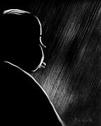The Master Of Suspense Print by Bob Orsillo