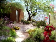 Colleen Taylor - The Meditative Garden