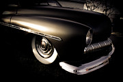 White Walls Metal Prints - The Merc Metal Print by Merrick Imagery