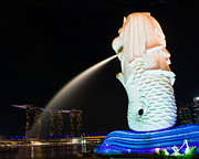 Pete Reynolds - The Merlion - Singapore