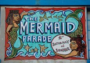 Mermaid Artwork Digital Art - The Mermaid Parade by Rob Hans