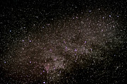 The Milky Way Prints - The Milky Way Print by David Morefield