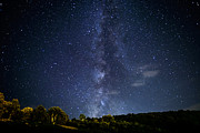 Stars Photos - The Milky Way by Thomas R Fletcher