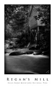 Tennessee Landmark Prints - The Mill Print by Bill Stone