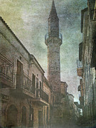 Sarah Vernon - The Minaret