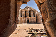 Petra Originals - The Monastery by Yves Gagnon