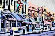 Barry Jones - Memphis - Beale Street - The Morning After