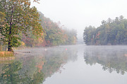 Kathy Rinker - The Morning Fog at Lily...