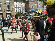 Veronica Rickard - The Morris at Ironbridge
