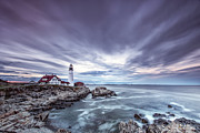 Ocean Images Photo Posters - The Motion of Light Poster by Jon Glaser