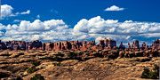 Canyonland Framed Prints - The Needles Framed Print by Robert Bales