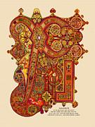 The New Chi Rho Print by Martin Brockhaus