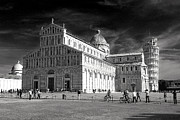 Structure Originals - The Non Leaning Cathedral of Pisa by William Fields