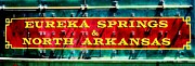 Eureka Springs Prints - The North Arkansas Line Print by Benjamin Yeager